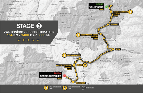 Stage 3 Map