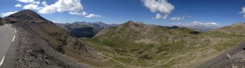 Cime de la Bonnette, French Alps. August